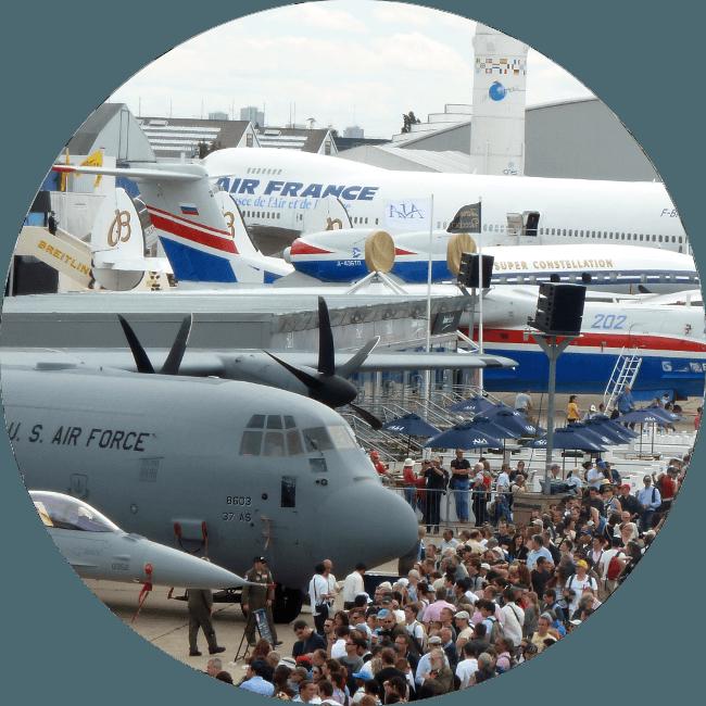 Transfert Gare ou Aéroport du Bourget