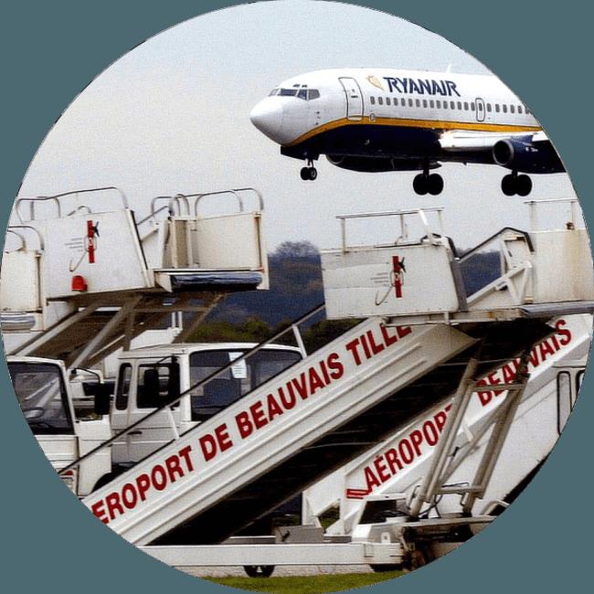 Transfert Aéroport BEAUVAIS