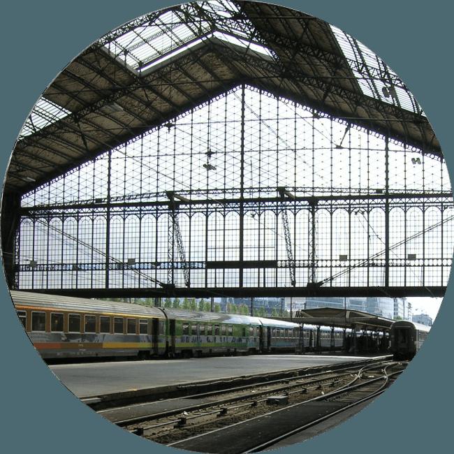 Transfert Gare d'Austerlitz