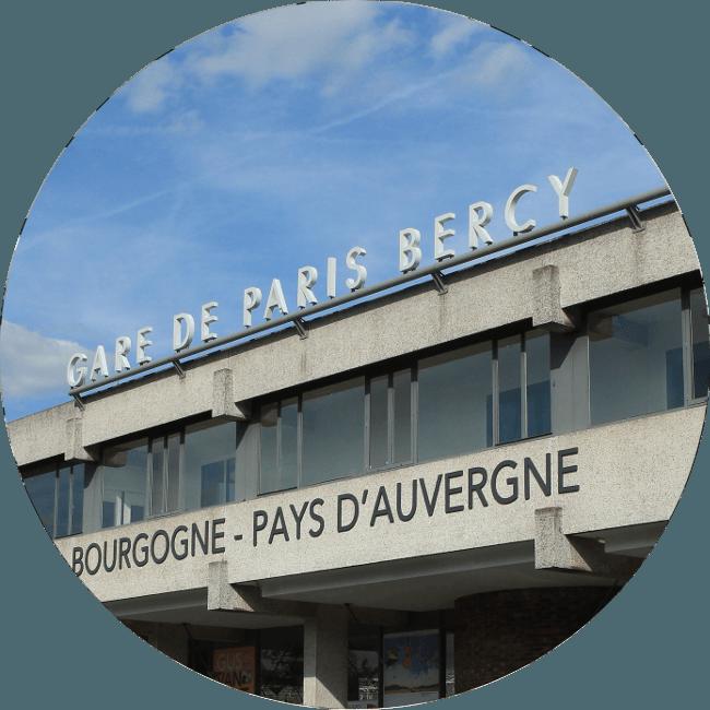 Transfert Gare de Bercy