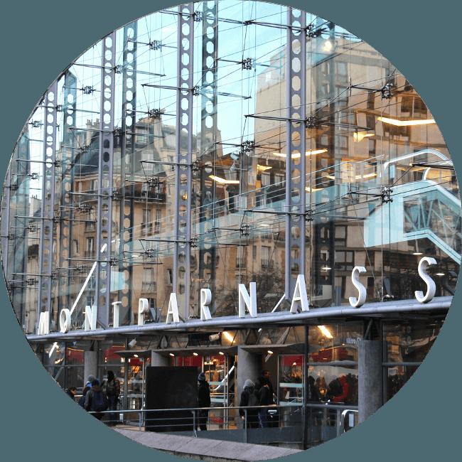 Transfert Gare Montparnasse