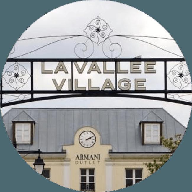 Transfert La Vallée Village / Val D'Europe